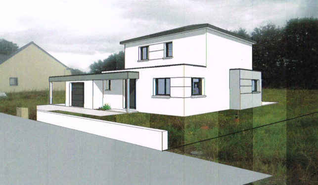 Maison-Individuelle-Plan-nord-ouest